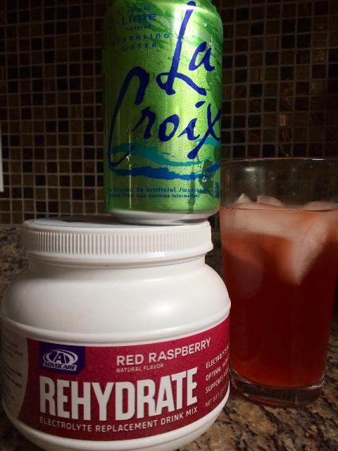 Rehydrate Advo With Andi